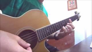Testimonio, cover guitarra, Juan Luis Guerra.