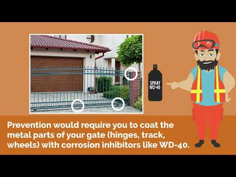 Same Day Service | Gate Repair Plano