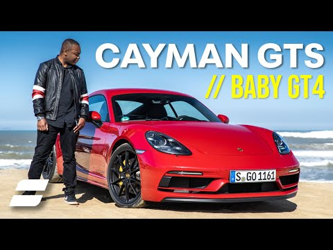 2020 Porsche Cayman GTS 4.0 - EXCLUSIVE Road Review | 4K