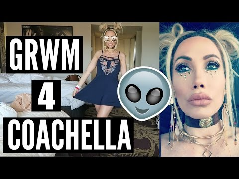 HOW TO GRWM FOR COACHELLA