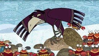 Ворон Обманщик - Сказки про Животных - Мультики
