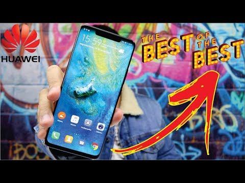 HUAWEI MATE 20 PRO ANÁLISE [ Review ] COMPLETA – O SMARTPHONE MAIS COMPLETO DO MUNDO!