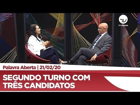 Mário Heringer defende segundo turno com 3 candidatos