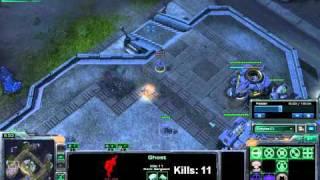 SC2 - TvT Hero Ghost