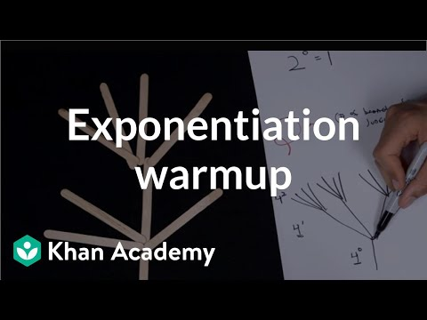 A thumbnail for: Exponents, radicals, and scientific notation