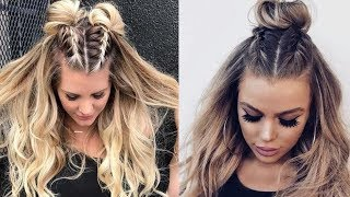 Spring And Summer DIY Hairstyles