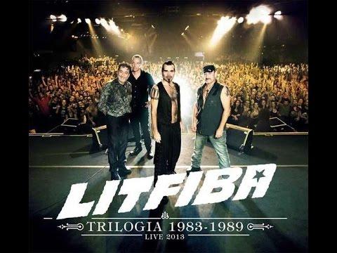 Litfiba - Trilogia 1983-1989 Live 2013 (2/2) [MultiCam Mix]