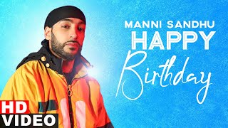 Birthday Wish | Manni Sandhu | Birthday Special | Latest Punjabi Songs 2020 | Speed Records