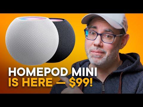 External Review Video UCECuyc8bEY for Apple HomePod mini Smart Speaker