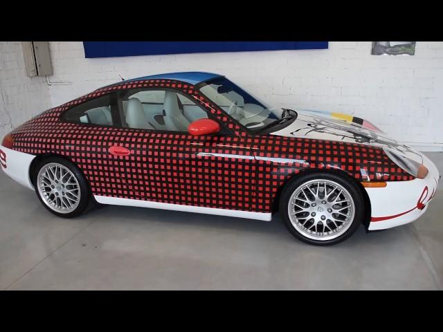 Dimostrativo porsche 996 coup a cittadella padova pd for Porsche design ufficio stampa