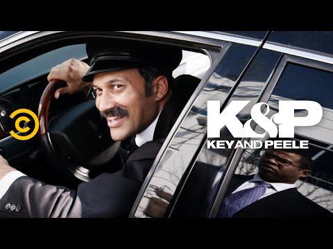 Pokec s řidičem - Key & Peele