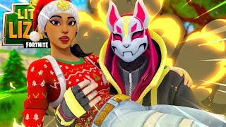 DRIFT SAVES A GIRLS LIFE!!! - Fortnite Season 7 Short Film