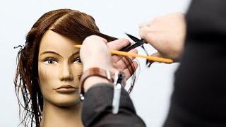 How To Cut a Perfect Side Bang | Haircut Tutorial