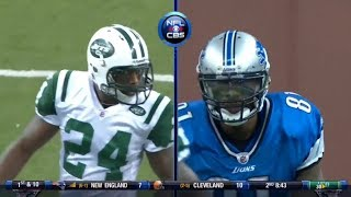 Calvin Johnson vs Darrelle Revis (2010) | WR vs CB Matchup
