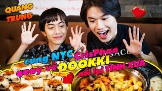 Quang Trung cùng NYC Cris Phan quay về Dookki nối lại tình xưa!