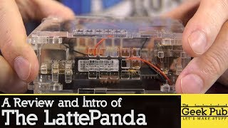 The LattePanda Single Board Computer (Perfect for Windows Arcades)