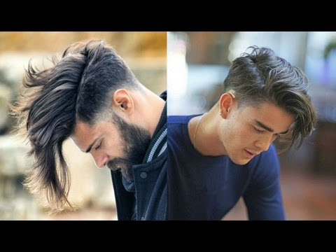 Men S New Extended Hairstyles 2017 2018 Most Sexy Long Hairstyles