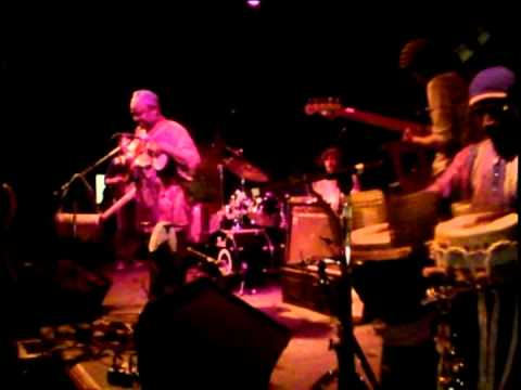 Percussion Jam - Don QuiXote`s - 11-23-11.mpg