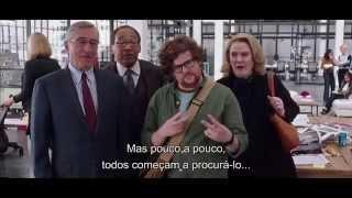Um Senhor Estagiário - Trailer Oficial