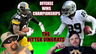 Eagles Trade Strategy With THE BITTER DINGBATS!!!  Does Offense Win Championships?