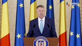 Iohannis: Vom continua să acţionăm pentru aderarea la spaţiul Schengen şi la zona euro