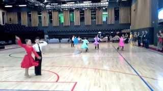 Бальные танцы. Караганда, 30 июня 2013 , Ювеналы 1 , 6 танцев, открытый класс!