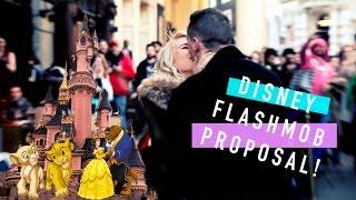 DISNEY Flashmob Proposal!