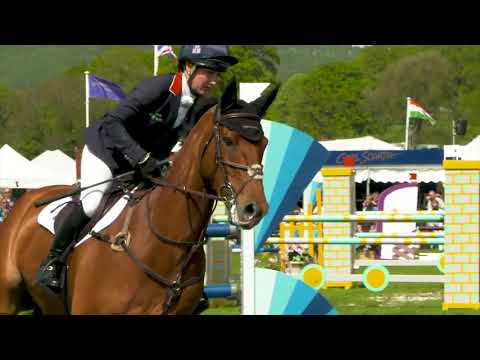 Event Rider Masters 2019 – Leg 1, Chatsworth House