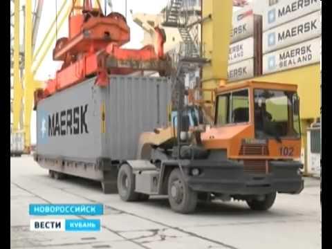 Что поможет Новороссийскому порту ускорить оформление грузов