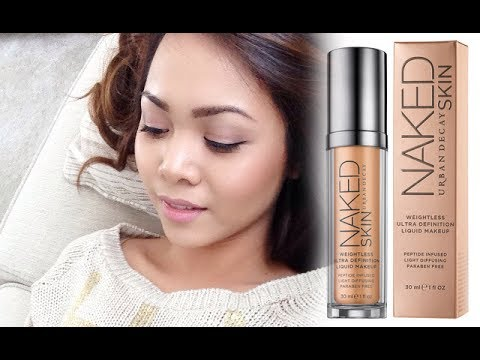 Naked Skin Ultra Definition Powder Foundation by Urban Decay #3