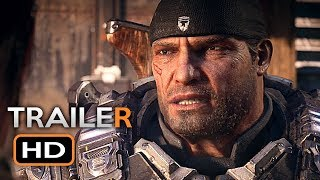 Gears of War 5 Trailer (E3 2018) Action Shooter Video Game HD