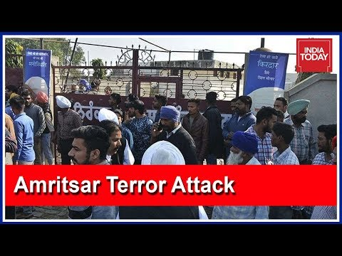 Is #AmritsarAttack A Sign Of More Terror To Come?