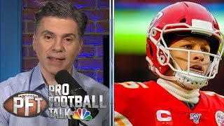Rematch Revisited: Can Patrick Mahomes, Derrick Henry be stopped? | Pro Football Talk | NBC Sports