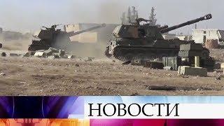 Россия заблокировала резолюцию Совета Безопасности ООН по Идлибу.