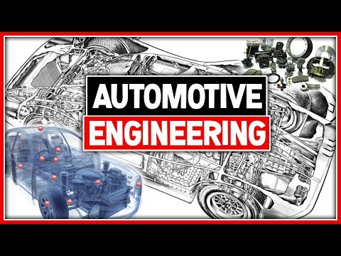 Automotive Engineering | Careers and Where to Begin