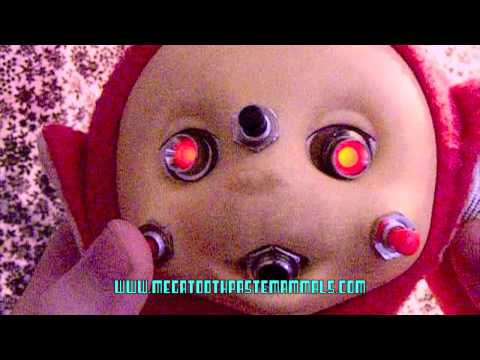 The Tubbiedrone - Circuit Bent Contraption - HD
