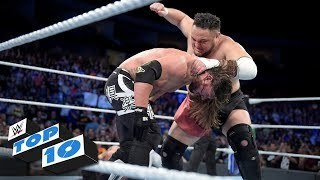 Top 10 SmackDown LIVE moments: WWE Top 10, September 18, 2018