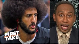 Stephen A. Isnt Sure Colin Kaepernick Actually Wants To Play In The NFL | First Take