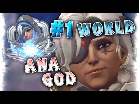 年僅16歲的世界排名第一安娜玩家 Gale Adelade