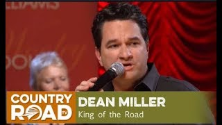 Dean Miller (son of Roger Miller) sings King of the Road on Country's Family Reunion