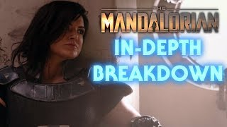 The Mandalorian Footage And Panel Breakdown And Analysis