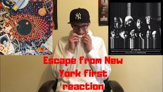 Beast Coast   Escape From New York (ReactionReview)