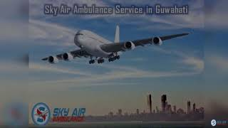 A Cheaper Cost Air Ambulance in Kolkata by Sky Air Ambulance