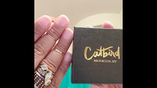 Jewelry Chronicles ☆Catbird NYC Midi Rings Unboxing ☆