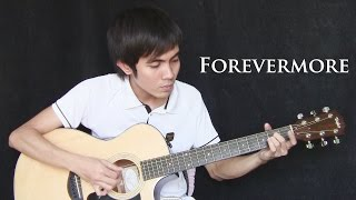 Forevermore (with Free Tab) - Side A (new Fingerstyle Guitar Cover)