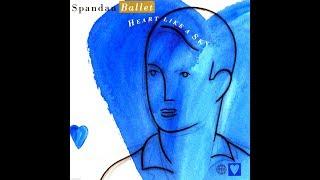 Spandau Ballet - Heart Like A Sky (1989 Full Album)
