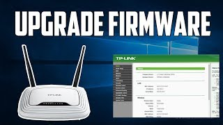 how to update tp link router firmware 2018 - TH-Clip