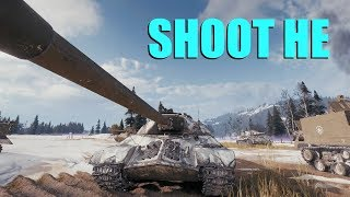 WOT - Shoot HE lol | World of Tanks