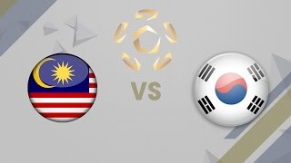 [01.04.2017] Malaysia vs Korea [The Intercontinentals 2017]