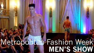 2018 Metropolitan Fashion Week Men's Fashion Show - Los Angles Sporting Club